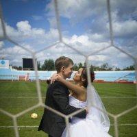 Попали в ворота любви... :: Дмитрий Томин