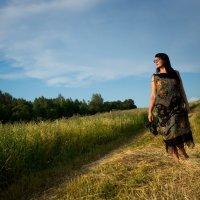 Прогулка по мечте :: Алёна Лепёшкина