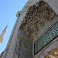 Мечети Стамбула :: Ирина Овчинникова