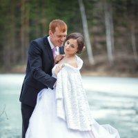 У горного озера :: Юлия Вяткина