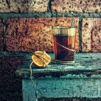 Чай с лимоном и сахаром :: Ольга Мальцева