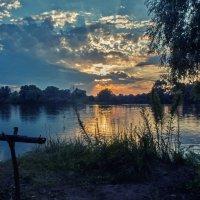 Припятский закат :: Ирина Приходько