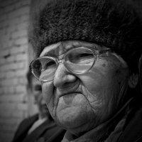 Баба Оля :: Дмитрий Алдухов