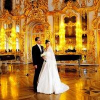 Свадебная фотосессия во дворце в Пушкине :: Oksanka Kraft