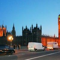 Ночной Лондон :: Сергей Лошкарёв