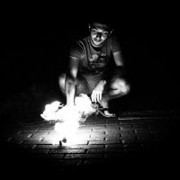 Огонь :: Катрин Кот