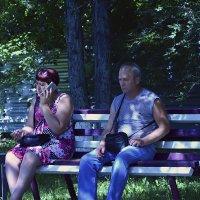 В парке :: Лада Солонская