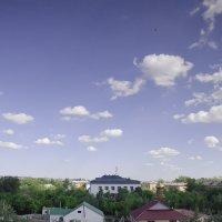 Городской пейзаж :: Лада Солонская