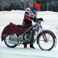 Бензин замерз что ли? :: Алла Рыженко
