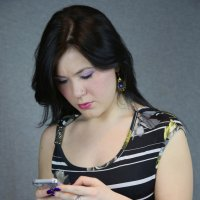 Важный звонок :: Galina Kazakova