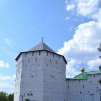 лаврская башня :: Евгений Пикаревский