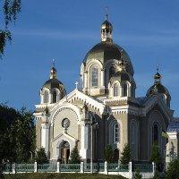 Греко-католицький храм в Східниці :: Дмитрий Гончаренко