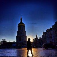 Вечер Софии... :: Носов Юрий