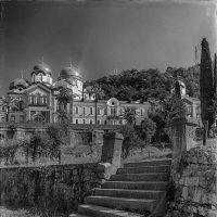 Новоафонский монастырь :: сергей агаев