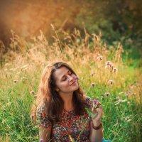 Полевые цветы. :: Andrei Dolzhenko