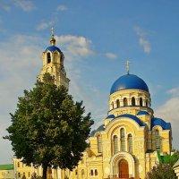 Успенский мужской монастырь Калужская Тихонова пустынь :: Дмитрий Анцыферов