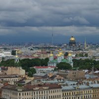 Панорама Санкт-Петербурга. :: Елена Назарова