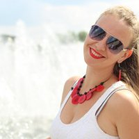 Ярко-белое лето :: Ekaterina Nikolaeva