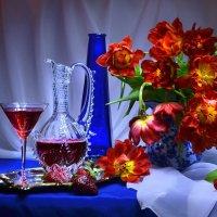 Без нас, без женщин, разве может быть весна... :: Валентина Колова