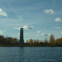 Старый маяк :: Татьяна Юрасова