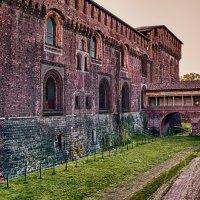 Замок Сфорца (IT) :: Лариса Н