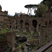 Развалины древнего Рима :: Михаил Сбойчаков