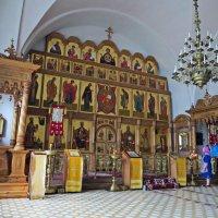убранство храма :: Сергей Цветков