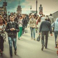 Ритм большого города :: Игорь Вишняков