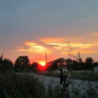 Августовский вечер... :: Тамара (st.tamara)