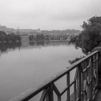хмурое утро :: Андрей Пашков