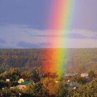Освещенные радугой :: Татьяна