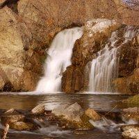 Водопад в Белово 2 :: Марина Кузнецова