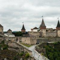 Средневековый замок города Каменец-Подольский :: Сергей Ядренников