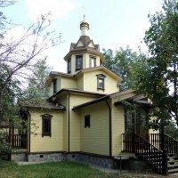 Церковь Владимира равноапостольного в Отрадном :: Александр Качалин