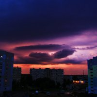 сейчас перед дождем :: Вадим Виловатый