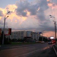 вечер :: Юлия Бывальцева