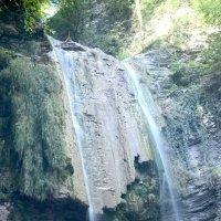 Тенгинский водопад :: Владимир Клюнк