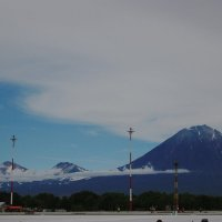 Домашние вулканы Петропавловска :: Александра Кондакс