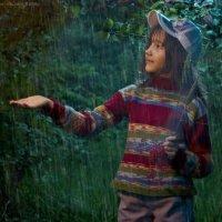 кажется дождь начинается... :: Дмитрий Барабанщиков