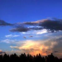 Закатная гроза...3 :: Андрей Войцехов