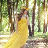 Forest nymphs :: Анна Петрова