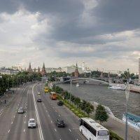 Пейзаж города Москвы.. :: Павел Путято