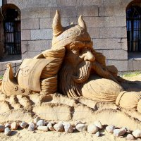 Фестиваль песчаных скульптур :: Ирина Фирсова