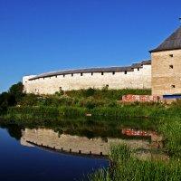 Староладожская крепость :: A. Kivi