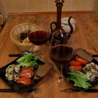 Ужин для двоих :: Дмитрий Бубер