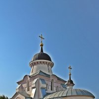 Церковь Царственных Страстотерпцев..... :: Tatiana Markova