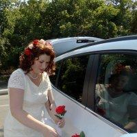 не только невеста должна быть красивой :: Юлия Мошкова