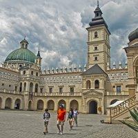 The Castle inside :: Roman Ilnytskyi