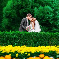 Свадьба Кати :: Юрий Лобачев