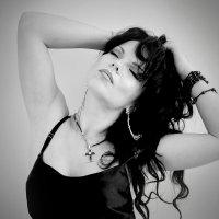 черно-белое настроение... :: Марина Брюховецкая